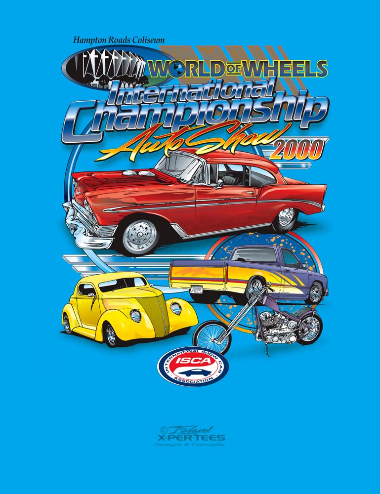 World of Wheels Auto Show