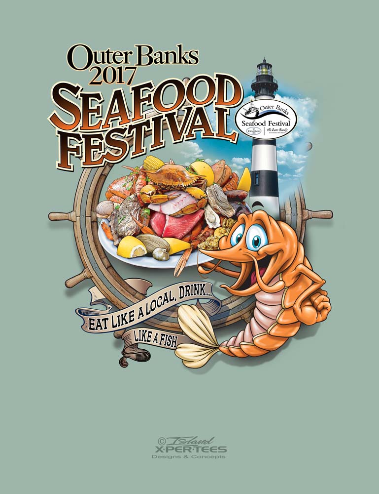 OBX Seafood Festival 2017