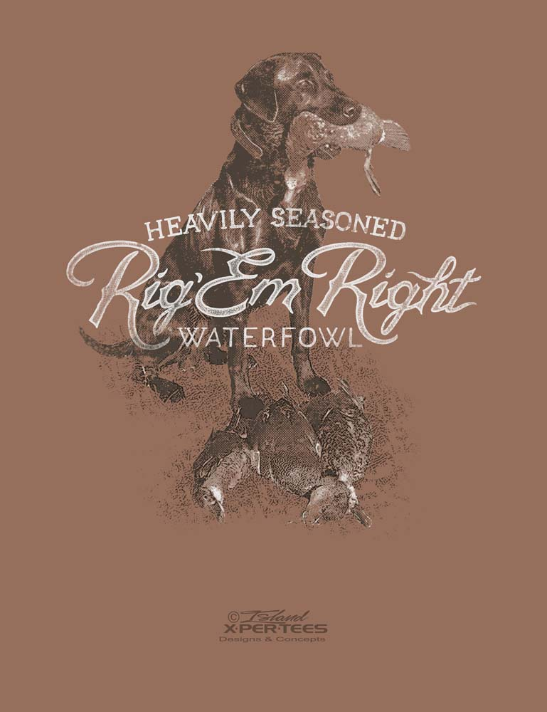 Rig 'Em Right Waterfowl